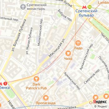 МБО ОРГБАНК на Яндекс.Картах