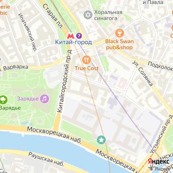 Министерство промышленности и торговли РФ на Яндекс.Картах