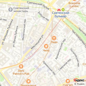 СтелЛс на Яндекс.Картах