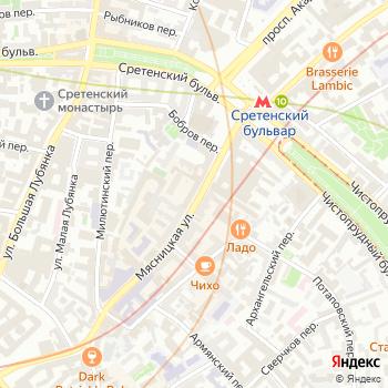 Семса на Яндекс.Картах