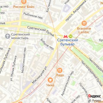 РАЖВИЗ на Яндекс.Картах