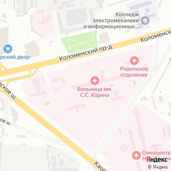 Городская клиническая больница №7 на Яндекс.Картах