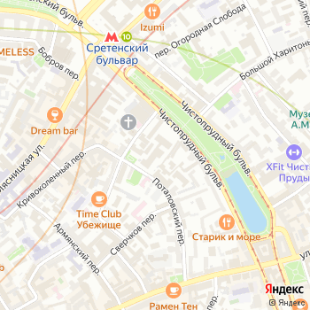 SI records на Яндекс.Картах