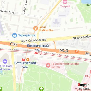 СМ-лабсервис на Яндекс.Картах