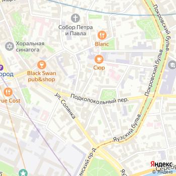 Мир Путешествий ТС на Яндекс.Картах
