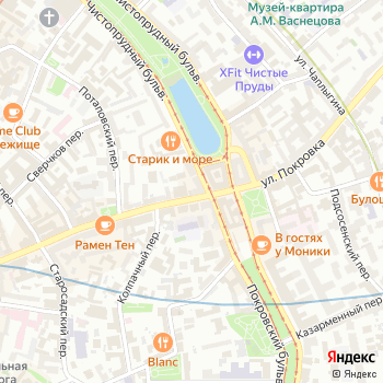 Музей Уникальных Кукол на Яндекс.Картах