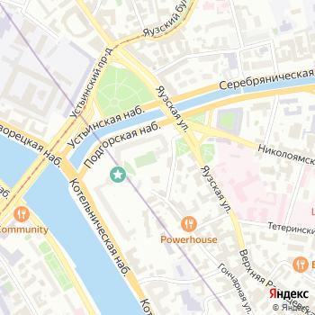 Почта с индексом 109240 на Яндекс.Картах