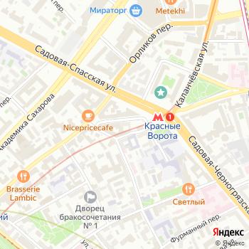 Аллен Тревел на Яндекс.Картах