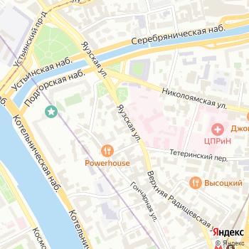 Центральная акцизная таможня на Яндекс.Картах
