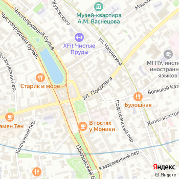 Сибико Интернэшнл на Яндекс.Картах