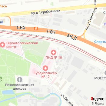 Психоневрологический диспансер на Яндекс.Картах
