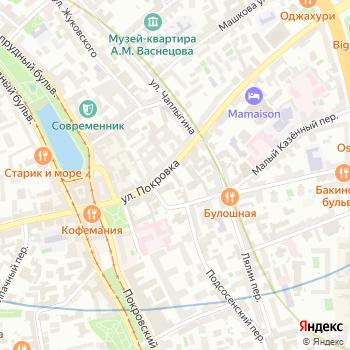 Труфит на Яндекс.Картах