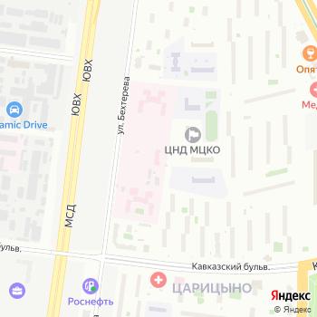 Психиатрическая больница №14 на Яндекс.Картах