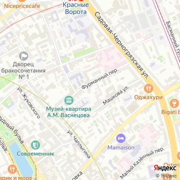Экспо-Эм на Яндекс.Картах