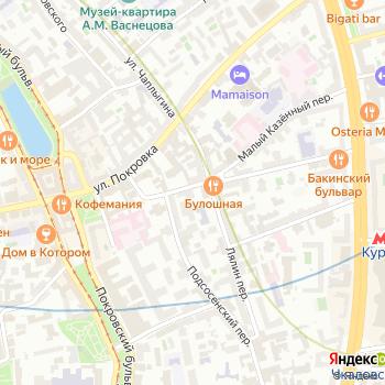 Дента-Тур на Яндекс.Картах