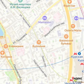 Булошная на Яндекс.Картах