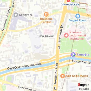 Экспедиция на Яндекс.Картах