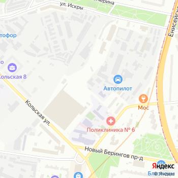 ДЕКО на Яндекс.Картах
