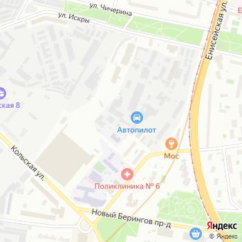 Карат-С на Яндекс.Картах