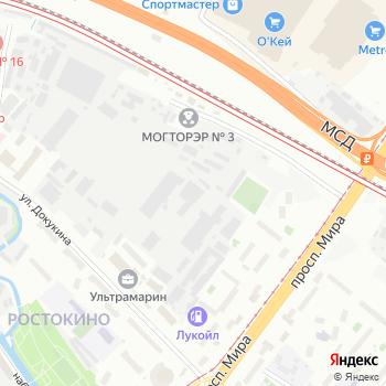 Риотехсервис на Яндекс.Картах