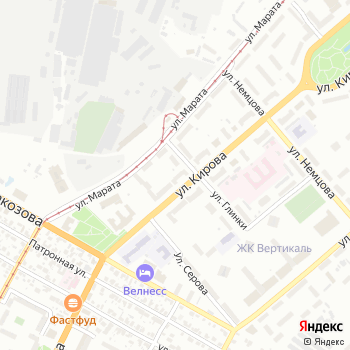 ГноМиК на Яндекс.Картах