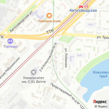 ВомЛэнд на Яндекс.Картах