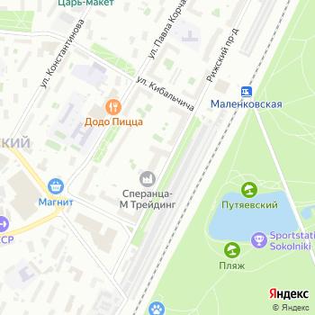 Семко-Юниор на Яндекс.Картах