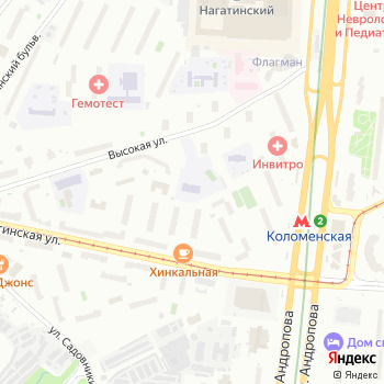 Южное окружное управление образования Департамента образования г. Москвы на Яндекс.Картах