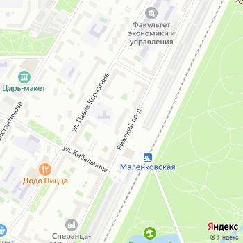 Филд-Мастер на Яндекс.Картах