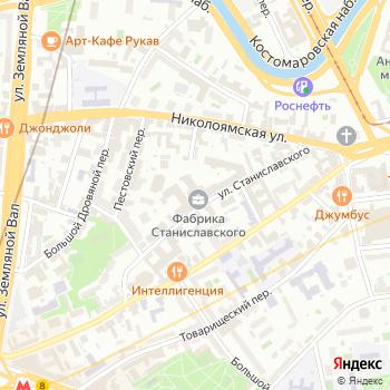 Радио Европа плюс на Яндекс.Картах