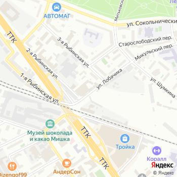 АСБК на Яндекс.Картах