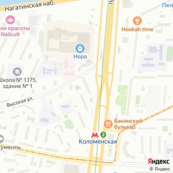 Кулинария на Яндекс.Картах