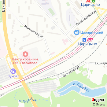 КУВЛ на Яндекс.Картах