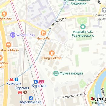 32 жемчужины на Яндекс.Картах