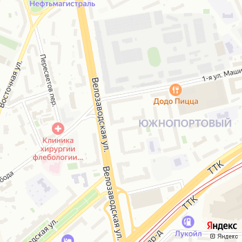 Юнидент на Яндекс.Картах
