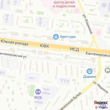 Управление социальной защиты населения района Москворечье-Сабурово на Яндекс.Картах