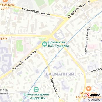 Т-34 на Яндекс.Картах