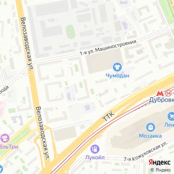 СУ №11 на Яндекс.Картах