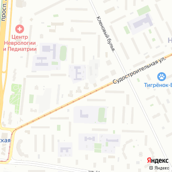 Почта с индексом 115470 на Яндекс.Картах