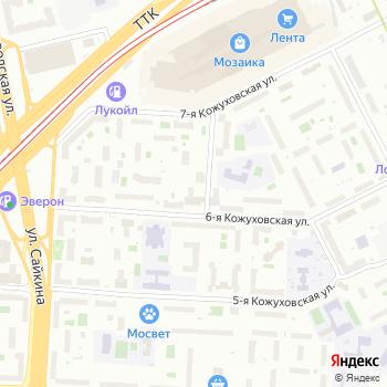 Магазин женской одежды на Кожуховской 6-ой на Яндекс.Картах