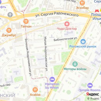 Светогор на Яндекс.Картах