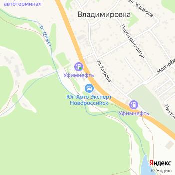 Модус на Яндекс.Картах
