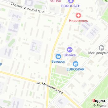 Чикен Китчен на Яндекс.Картах