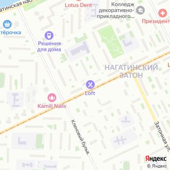 Пале на Яндекс.Картах