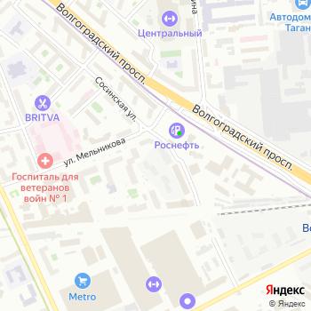 Аппаратная на Яндекс.Картах