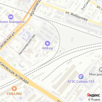 Альт-Авто на Яндекс.Картах