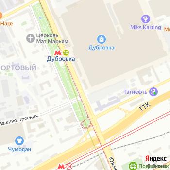 Клиника №1 на Яндекс.Картах
