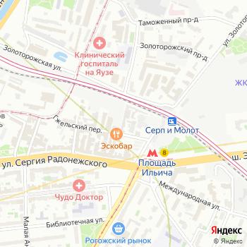 Формула на Яндекс.Картах