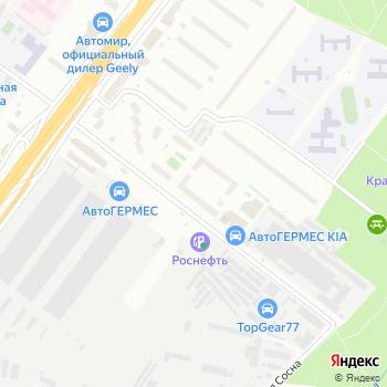 Белтимпэкс на Яндекс.Картах