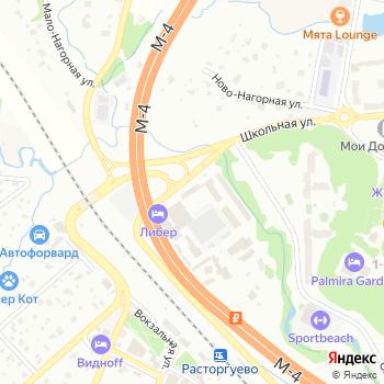 Байкал-Сервис на Яндекс.Картах